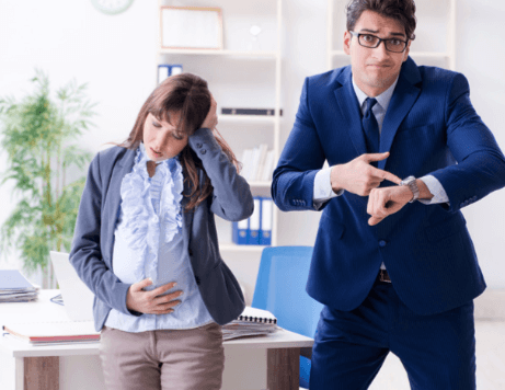 unfair dismissal pregnancy